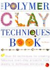 BOOK:Polymer Clay Techniques Book by Sue Heaser